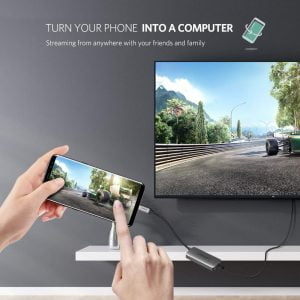 UGREEN USB C to HDMI Adapter, 4K at 60HZ Output