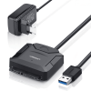 "UGREEN USB to SATA Adapter for 2.5 3.5"" HDDSSD with Power Adapter"