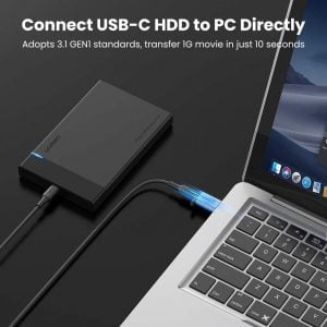 UGREEN USB to USB C Adapter for Fast Charging and Data Transfer