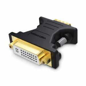 Vention DVI Female (24 + 5) to VGA Male Adapter