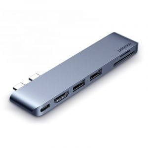 UGREEN USB C hub for MacBook Pro