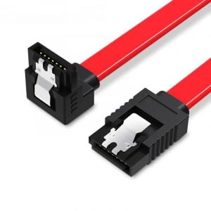 VENTION SATA Cable Straight to Right
