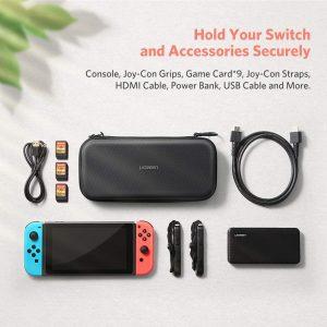 UGREEN EVA Shockproof Travel Case for Nintendo Switch